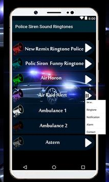 Police Siren Sound &  Best Siren Ringtones screenshot 2