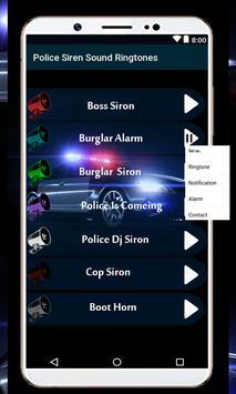 Police Siren Sound &  Best Siren Ringtones screenshot 3