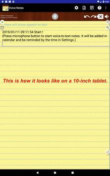 Voice Notes screenshot 8
