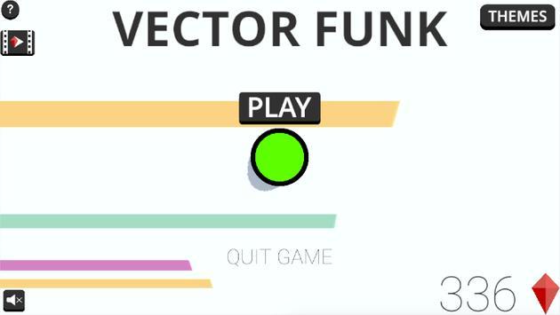 Vector Funk poster