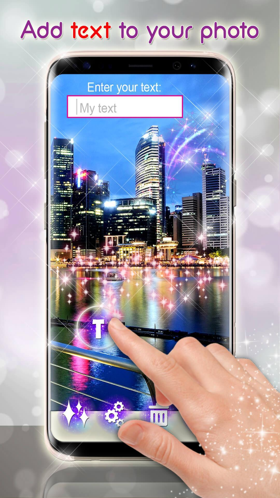 Sparkle Photo Effect for Android - APK Download