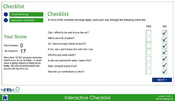Car Buyers Guide screenshot 5