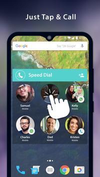 Speed Dial syot layar 1