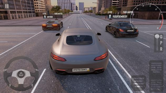 Real Car Parking Master : Multiplayer Car Game-poster