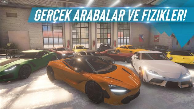 Real Car Parking Master : Çok Oyunculu Araba Oyunu Ekran Görüntüsü 5