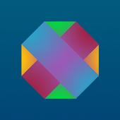 Octagon Color icon