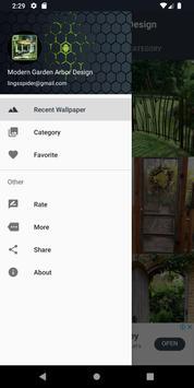 Modern Garden Arbor Design screenshot 9