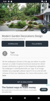 Modern Garden Decorations Design screenshot 7