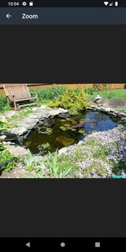 Modern Garden Ponds Design screenshot 8