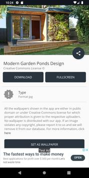 Modern Garden Room Design screenshot 2