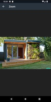 Modern Garden Room Design screenshot 8