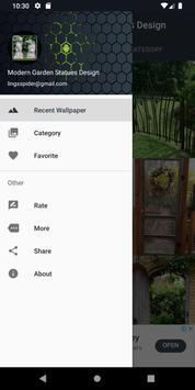 Modern Garden Statues Design screenshot 9