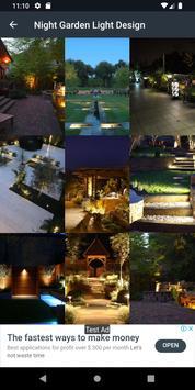 Night Garden Light Design screenshot 1