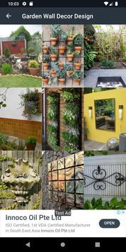 Garden Wall Decor Design screenshot 11