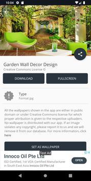 Garden Wall Decor Design screenshot 12