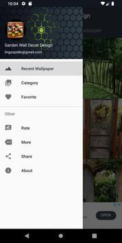 Garden Wall Decor Design screenshot 9