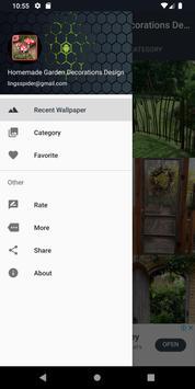 Homemade Garden Decorations Design screenshot 4