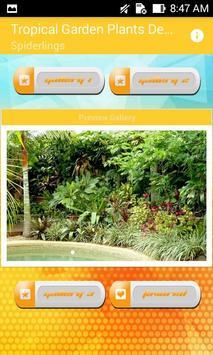Tropical Garden Plants Design Ideas poster