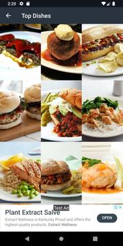 Special Dishes Design screenshot 6