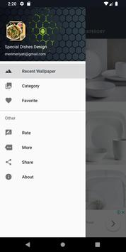 Special Dishes Design screenshot 14