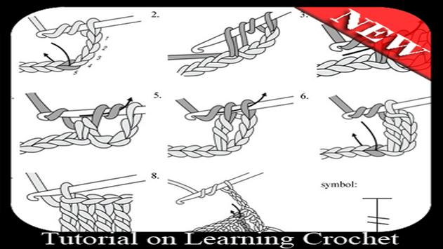 Tutorial on Learning Crochet screenshot 6
