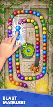 Marble Woka Woka: Marble Puzzle & Jungle Adventure poster