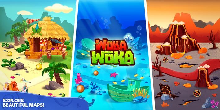 Marble Woka Woka: Marble Puzzle & Jungle Adventure screenshot 10