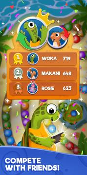 Marble Woka Woka: Marble Puzzle & Jungle Adventure screenshot 1