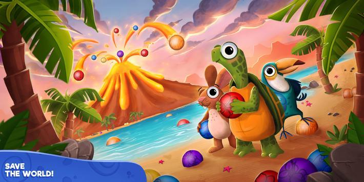 Marble Woka Woka: Marble Puzzle & Jungle Adventure screenshot 3
