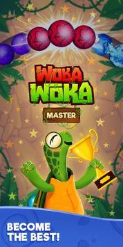 Marble Woka Woka: Marble Puzzle & Jungle Adventure screenshot 14