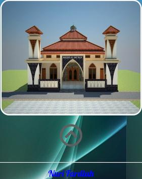 Two-Story Mosque Design screenshot 2