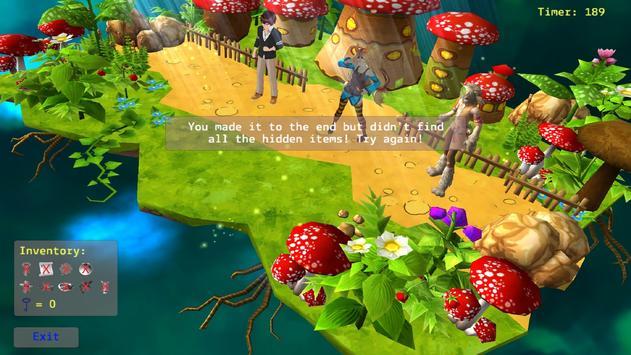 Mushroom Maze Adventure screenshot 3