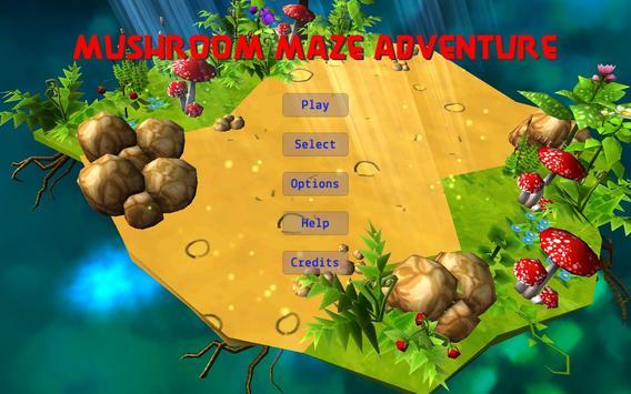 Mushroom Maze Adventure screenshot 12