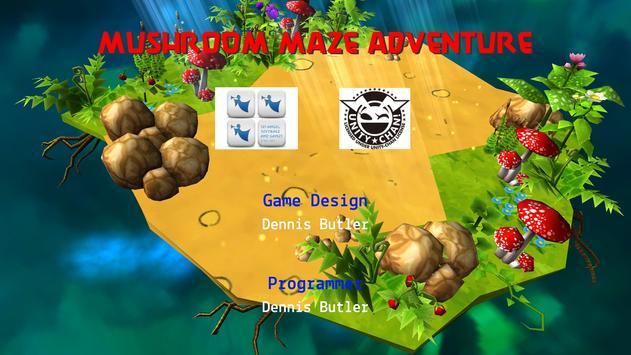 Mushroom Maze Adventure screenshot 7