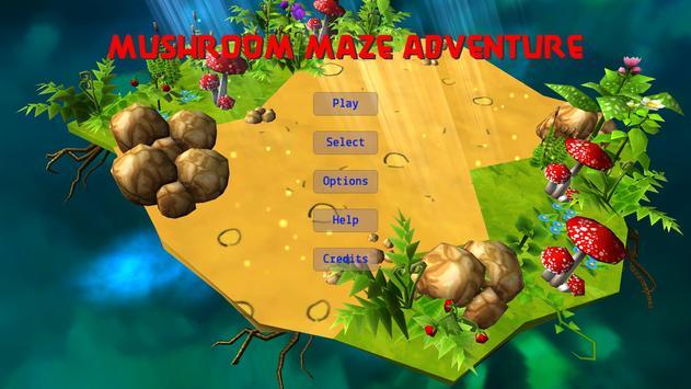 Mushroom Maze Adventure screenshot 4