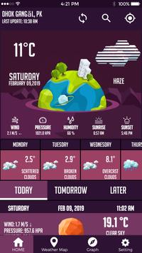 Weather Channel Pro 2019 Weather Channel App screenshot 5