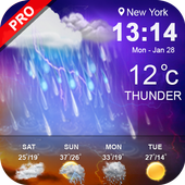Weather App Weather Channel Live Weather Forecast icon