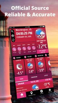 Weather App Weather Channel Live Weather Forecast screenshot 6