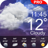 Weather Forecast Pro Weather Channel Weather Map icon