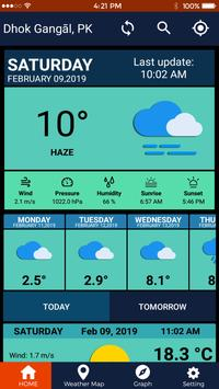 Weather Forecast Pro Weather Channel Weather Map screenshot 5