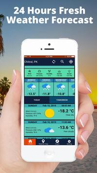 Weather Forecast Pro Weather Channel Weather Map screenshot 2