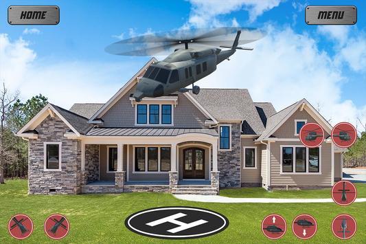 RC HELICOPTER REMOTE CONTROL SIM AR screenshot 7