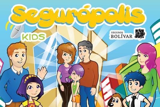 Seguropolis Kids poster
