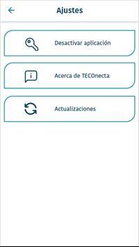TECOnecta screenshot 2