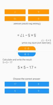 Easy Math - Learn maths at primary schools screenshot 3