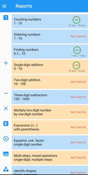 Easy Math - Learn maths at primary schools screenshot 4