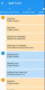 Easy Math - Learn maths at primary schools screenshot 6