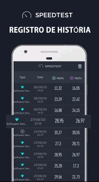 Teste de velocidade da internet:medidor velocidade imagem de tela 2