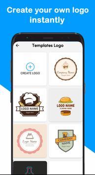Logo Maker - Logo Creator, Generator & Designer screenshot 1
