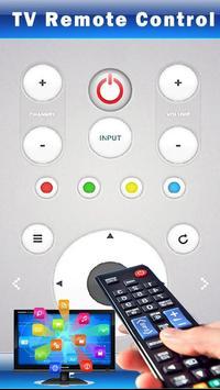 Universal All TV RemoteControl screenshot 1